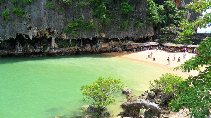 Package James Bond Island 4 Islands Tour Packages