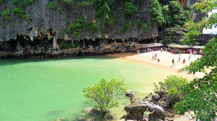 Best Buy South Bay >> Package: James Bond Island + 4 Islands Tour, Krabi Tour ...